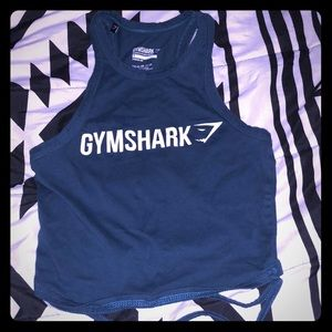 Gymshark ribbon tank top